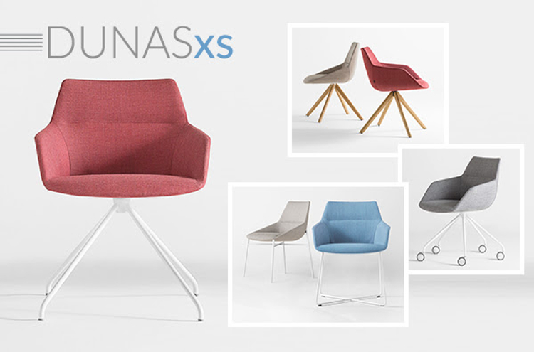 Dunas Xs By Sandler Seating Officeinsight
