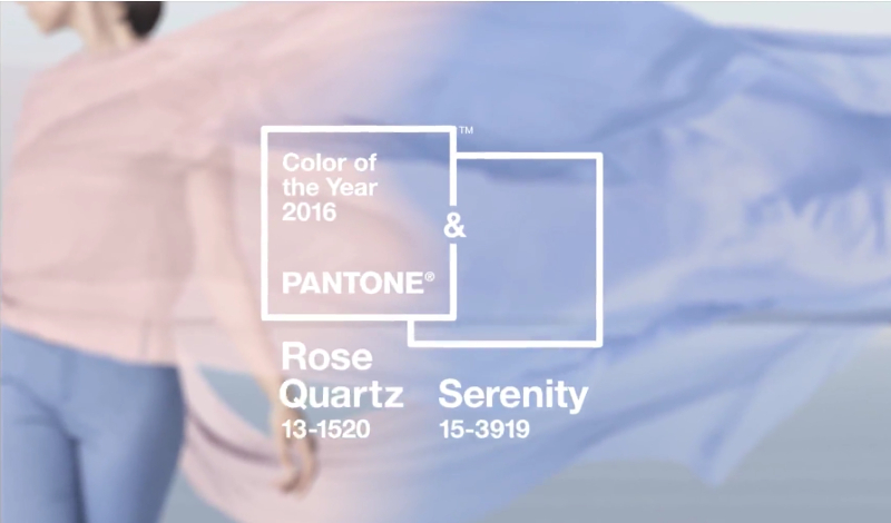 Pantone reveals color of the year for 2016 pantone 15 for Color of the year 2016