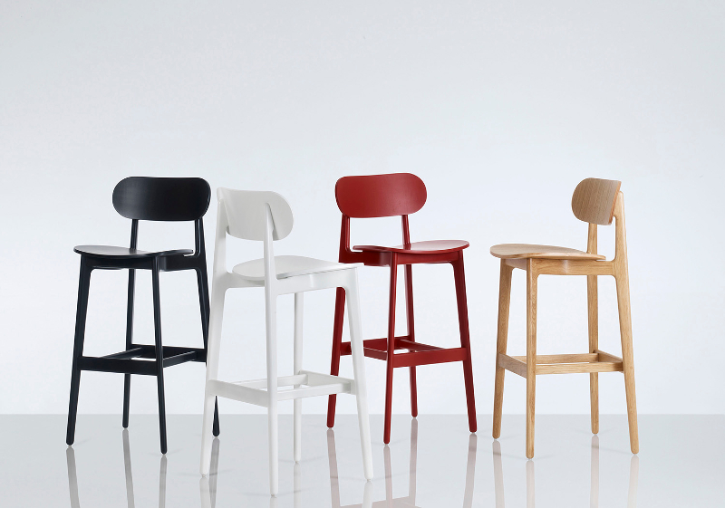 Davis Introduces PLC Barstool | officeinsight | furniture davis