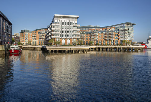 Battery Wharf, The Architectural Team. Photography: courtesy of The Architectural Team