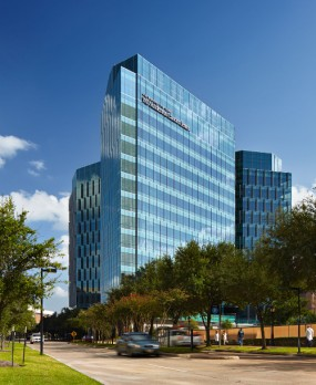 Construction Milestone Reached at The University of Texas