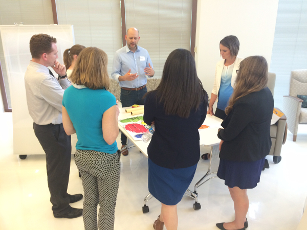 KI Hosts Active Design Charrette-2