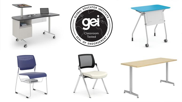Kimball Learning Products Earn GEI Seal of Endorsement