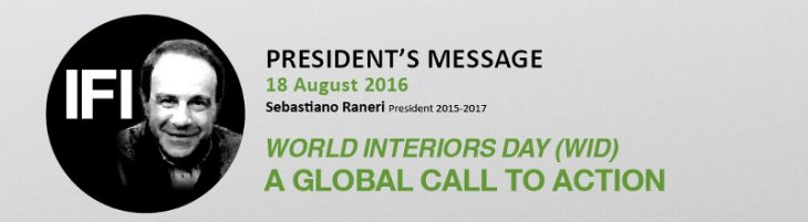 IFI President message