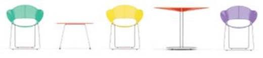 Maglin Site Furniture.The Battery Collection