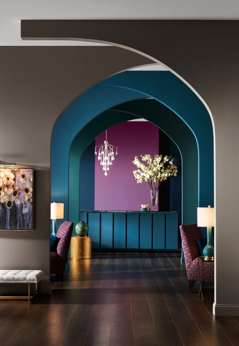 sherwin williams selects poised taupe as 2017 color of the year officeinsight. Black Bedroom Furniture Sets. Home Design Ideas