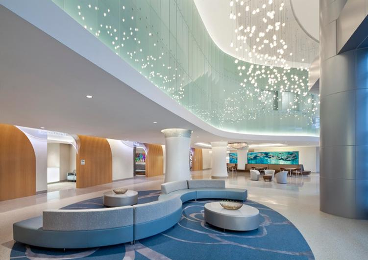 Iida Announces The Winners Of The Healthcare Interior Design Competition Officeinsight