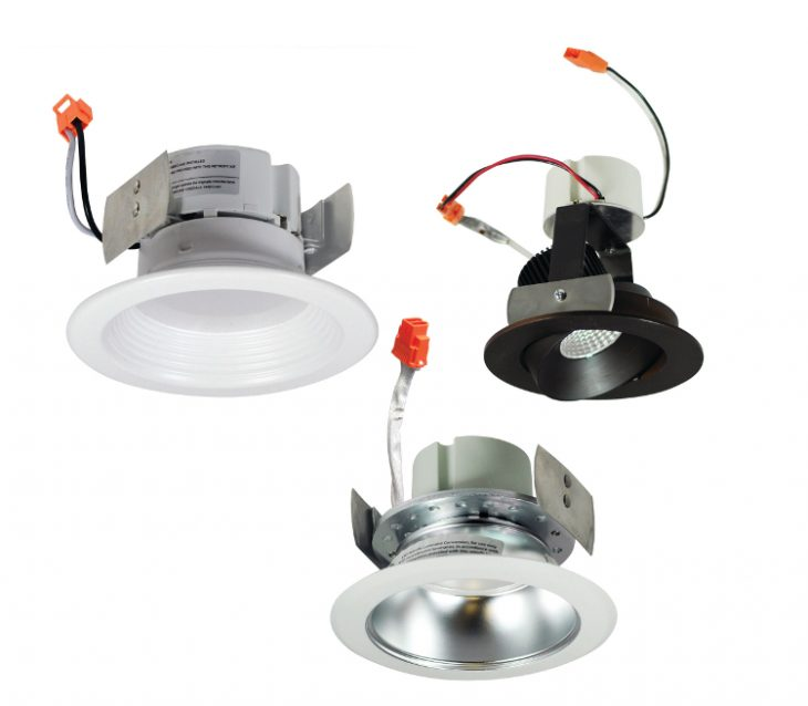 Nora Lighting Expands Led Retrofit Downlight Line Up With