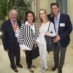 Tuesday night reception at the St. Petersburg Museum of Fine Arts