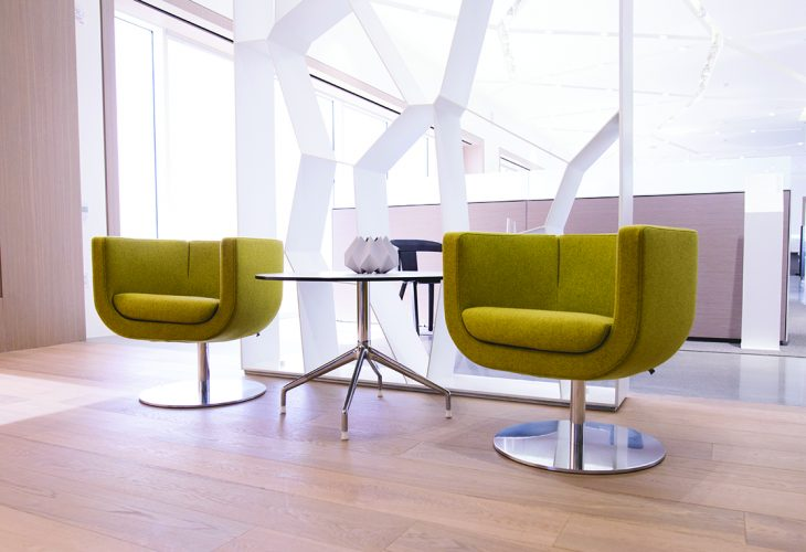 Outstanding Teknion Opens New Showroom In Downtown Los Angeles Ibusinesslaw Wood Chair Design Ideas Ibusinesslaworg
