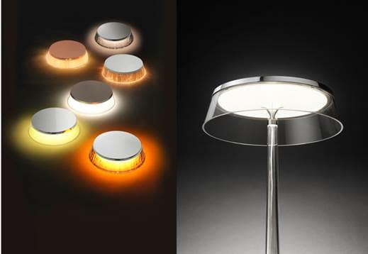 philippe starck lighting to flos knows lighting goes beyond lamps the italian manufacturer teams up with french designer philippe starck to introduce the two new products in bon u0026 blend decorative architectural