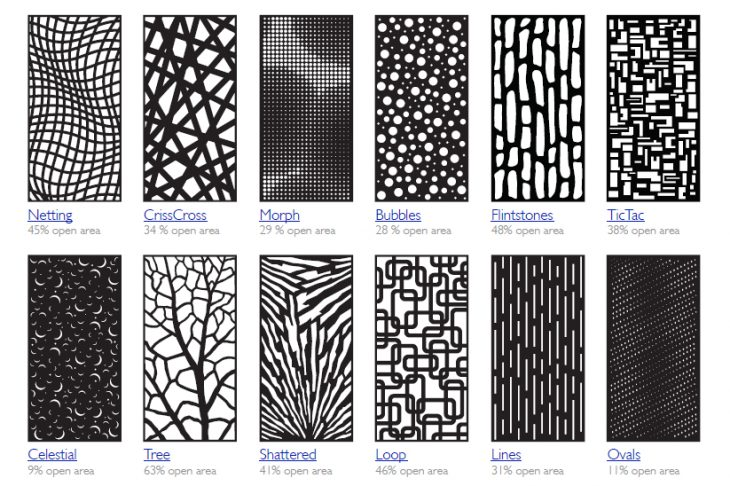 M 243 Z Designs Offers New Laser Cut Patterns Officeinsight