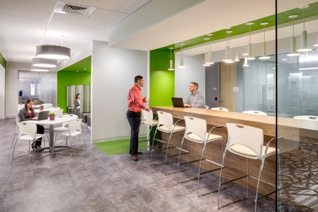 dyer brown reimagines offices for healthcare provider s