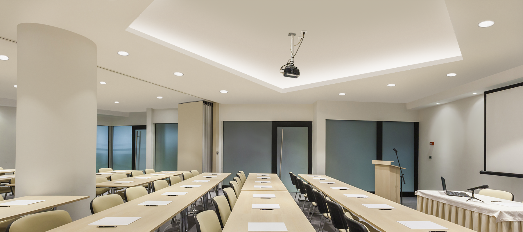 focal point introduces a petite fixed cove lighting solution with