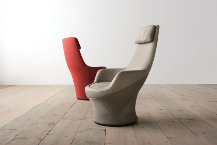 Studio TK Today Announced That Its Dual Lounge Seating Designed By Toan Nguyen Earned A Best Of Year BoY Award In Interior Design Magazines 12th Annual