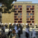 The Gohar Khatoon Girls' School in Mazar-i-Sharif, Afghanistan. Designed by the University of Washington Department of Architecture and Robert Hull, a founding partner of the Miller Hull Partnership who served in the Peace Corps in Afghanistan before launching his professional design career. Photos: Nic Lehoux