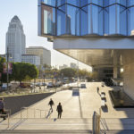 The new United States Courthouse in Los Angeles, designed by Skidmore, Owings & Merrill. Photos: Bruce Damonte