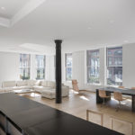 In Lower Manhattan, a serene live-work environment for a photographer was created within a cast-iron-framed structure by the New York firm Desai Chia Architecture. Photos: Paul Warchol, © Desai Chia Architecture P.C.