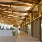 The Washington Fruit & Produce Company Headquarters in Yakima, Washington. Designed by Graham Baba Architects of Seattle. Photos: Kevin Scott
