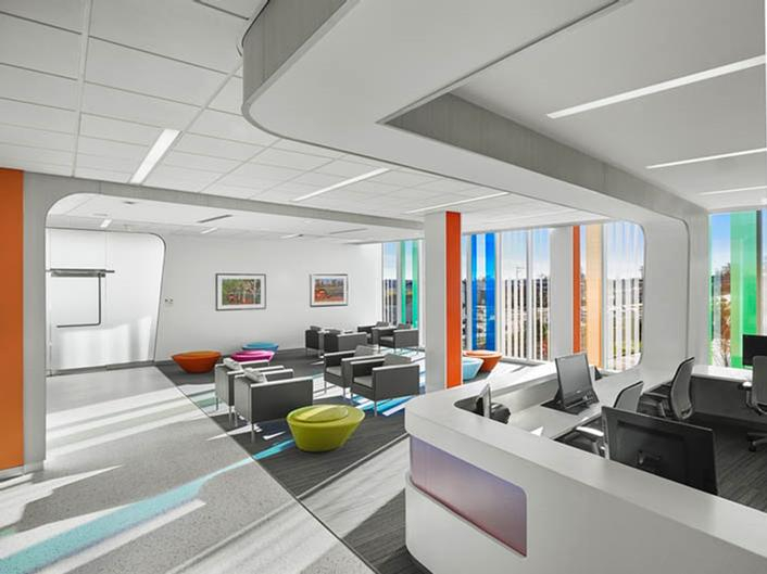 Iida Announces Healthcare Interior Design Best Of Competition Winner Officeinsight