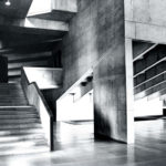 Premabhai Hall: Entrance to the auditorium from the foyer. Photo: courtesy of VSF and the Pritzker Architecture Prize