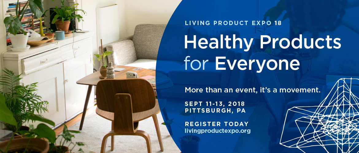 Discount Code for living Product Expo 2018