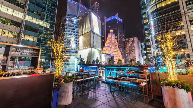 Ifda Ny Ccc Oct 1 At St Cloud Rooftop The Knickerbocker