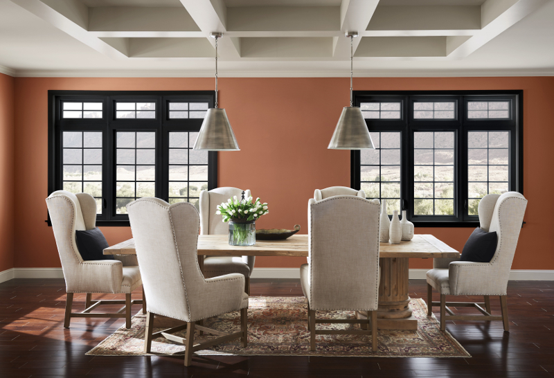 sherwin williams 2019 color of the year cavern clay officeinsight. Black Bedroom Furniture Sets. Home Design Ideas