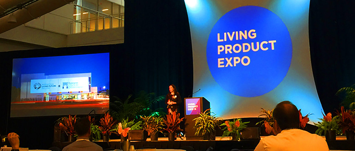 ILFI Living Product Expo
