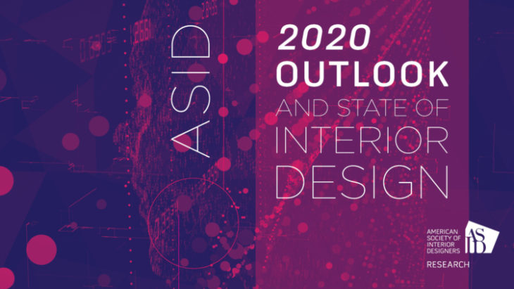 Asid Releases 2020 Outlook And State Of Interior Design Report Officeinsight