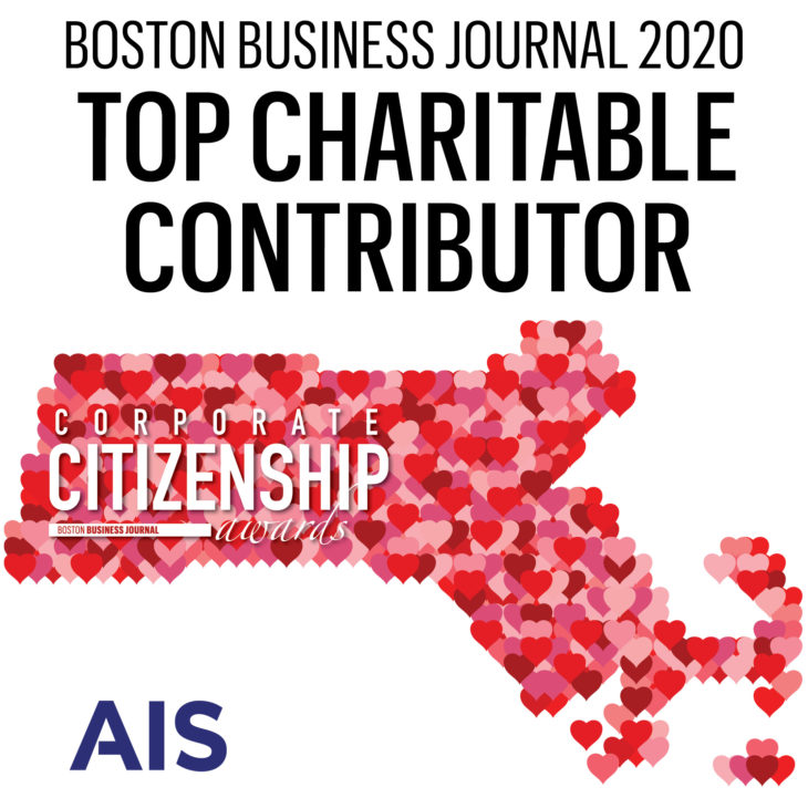 Boston Business Journal Names AIS Among The Most