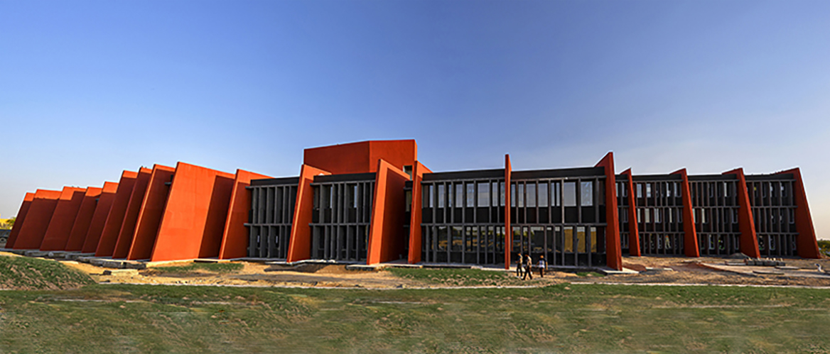 A New School in The Great Indian Desert, Designed by Sanjay Puri Architects
